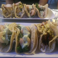 Photo taken at Red Pepper Taqueria Buckhead by JaLonda W. on 9/22/2016