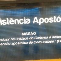 Photo taken at Assistência Apostólica (Diaconia) by Rafael M. on 4/9/2014