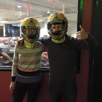 Photo taken at K1 Speed by Jael D. on 12/22/2014