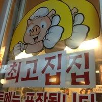 Photo taken at 최고집 곱창볶음 by Kyurim L. on 9/6/2013