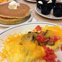 Photo taken at IHOP by . on 8/30/2014