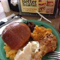 Photo taken at Golden Corral by Brenda T. on 1/4/2014