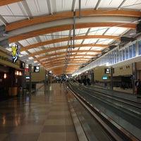 Photo taken at Raleigh-Durham International Airport (RDU) by G G. on 2/13/2013