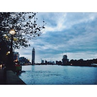 Photo taken at 89 Albert Embankment by Susy A. on 10/25/2014