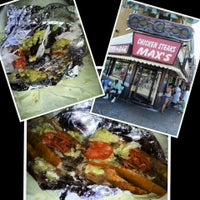 Photo taken at Max's Cheese Steaks by Serge F. on 7/5/2013