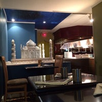Photo taken at Taj Mahal Restaurant by Tazim D. on 1/21/2014
