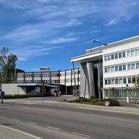 Photo taken at Valmet Technologies Oy by Ari-Pekka K. on 5/13/2016