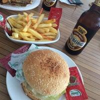 Photo taken at Meteor Beach Snack Bar by Masha🐨 S. on 9/7/2015