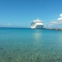 Photo taken at Royal Caribbean @ St Criox by Ekaterina G. on 2/27/2016
