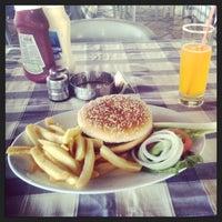 Photo taken at The House On The Beach Restaurant by Татьяна В. on 4/23/2014