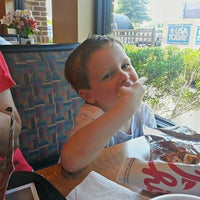 Photo taken at Chick-fil-A The Collection Forsyth by Lane B. on 6/29/2013