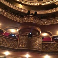 Photo taken at Teatrul Național Timișoara by Liviu G. on 11/19/2016