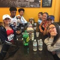 Photo taken at New York Pizza - Palo Alto by Tony G. on 4/2/2017
