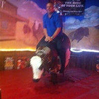 Photo taken at Bulls Restaurant and Bar by Tony G. on 7/11/2013