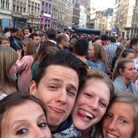 Photo taken at Aper'eau grote Markt by Dries . on 5/30/2014