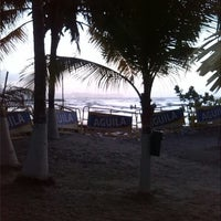 Photo taken at Hotel Pradomar by Darwin P. on 1/1/2014