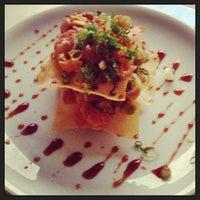 Photo taken at Blu Sushi by Alexandra O. on 4/4/2013