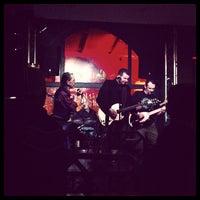 Photo taken at Melrose Café by Nina L. on 12/21/2012
