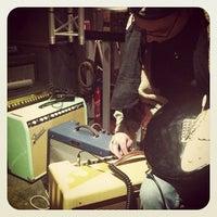 Photo taken at Melrose Café by Nina L. on 12/20/2012