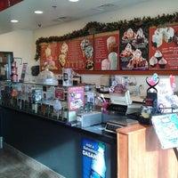 Photo taken at Cold Stone Creamery by Kelli B. on 12/13/2013