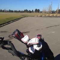 Photo taken at Boise Ranch Golf Course by Paul B. on 1/14/2014