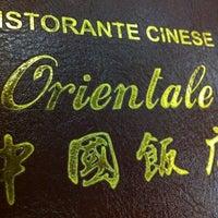 Foto scattata a Ristorante Cinese e Orientale da Riccardo S. il 11/14/2012