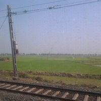 Photo taken at Bardhaman Railway Station by Sumantro M. on 2/18/2014