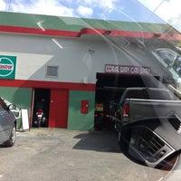 Photo taken at Las Brisas car wash by Ariel M. on 1/26/2013
