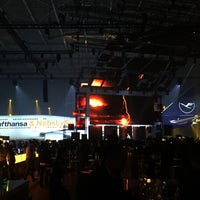 Photo taken at Lufthansa Hangar 7 by Thorsten K. on 2/7/2018
