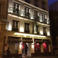 Foto tomada en Hôtel des Deux Continents por Doe S. el 10/2/2017
