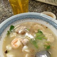 Photo taken at Gimpo Fish Porridge by Doe S. on 4/13/2013