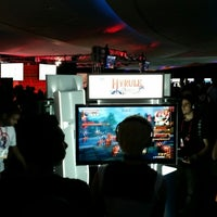 Photo taken at Nintendo Game Lounge by Mike L. on 7/24/2014