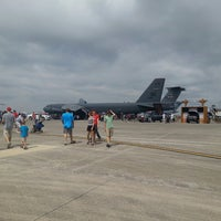 Photo taken at Macdill Airfest by Noel M. on 3/23/2014