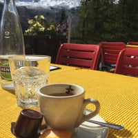 Photo taken at Restaurant Alpenblick by Martin S. on 10/5/2015