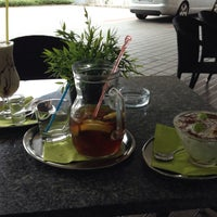 Photo taken at Amenity Wellness & Spa by Alda Č. on 8/8/2014