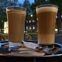Photo taken at Cafe Milano by Artem F. on 4/17/2016