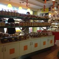 Photo taken at Muhibah Cake House / Vegetarian Restaurant by Leana A. on 1/27/2013