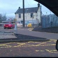 Photo taken at Glengarnock Railway Station (GLG) by Ian M. on 11/15/2013