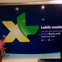 Photo taken at PT. XL Axiata Tbk. by Endah W. on 7/12/2016