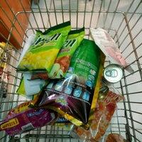 Photo taken at Niaga Supermarket by Endah W. on 1/29/2016