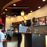 Photo taken at Starbucks by Geno T. on 12/26/2012
