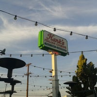 Photo taken at Hank's Pizza by Ermilo C. on 7/28/2014