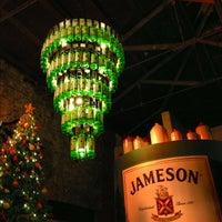 Photo taken at Old Jameson Distillery by CJ K. on 12/8/2012