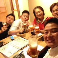 Photo taken at 黒えびず by Kumiko S. on 9/5/2014