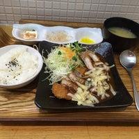 Photo taken at わたしの食卓 白島店 by Masayuki Y. on 3/8/2016