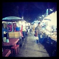 Photo taken at Night Bazaar Market by Camp C. on 5/22/2013