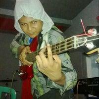 Photo taken at Nero Music Studio by Agiel N. on 12/14/2013