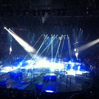 Photo taken at Wells Fargo Arena by Hillary B. on 10/13/2012