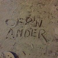 Photo taken at Oep'n Ander by Jonas V. on 1/22/2014