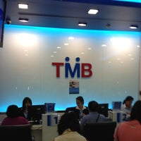 Photo taken at TMB Bank by Dragorous on 3/7/2013